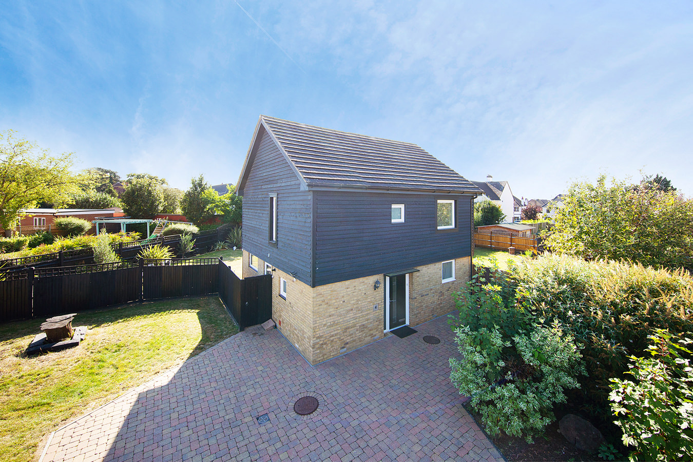 Digital Photography editing for Estate Agents before edit