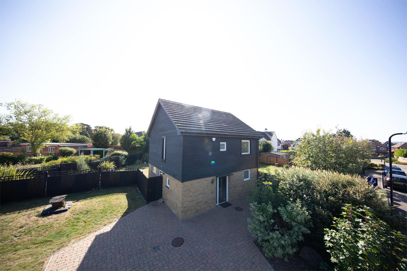 Digital Photography editing for Estate Agents after edit