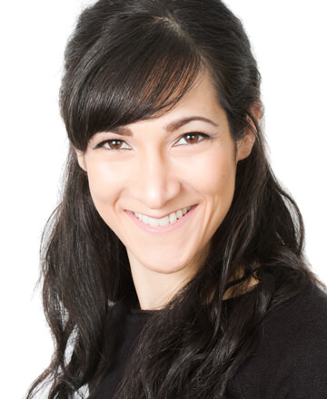 Head shot of Luana from Agents Aperture